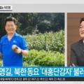 송영길 의원이 북한 동요 '대홍단 감자'를 불러 '논란'이라고 전한 채널A 뉴스TOP10(7.6).jpg